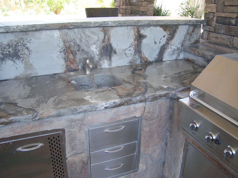 Concrete Countertops By Arizona Falls Las Vegas